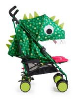 Supa Stroller Dino Mighty